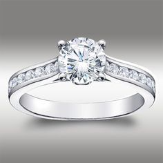 are such as the Tacori Adorationand Simply collections, the Black Hevea and Inseparables collections by Claude Thibaudeau, along with bands by and Zeghani. Round Cut Engagement Rings, Solitaire Engagement, Best Online Jewelry Store, Bridal Bands, Fine Jewelry, Women Jewelry, Lab Diamonds, Round Cut Diamond, White Gold