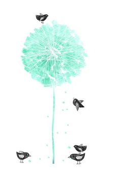 Wunderblume von Haus nr.26 auf DaWanda.com