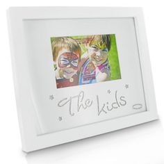 The Kids White 6 x 4 Photo Frame  #colored #photoframes #kids