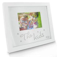 The Kids White 6 x 4 Photo Frame  #colored #photoframes #kids