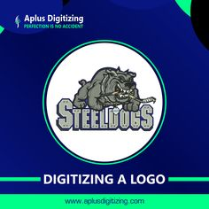 Vector Art, Machine Embroidery, Logos, Logo