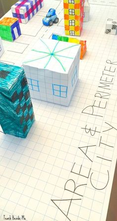 Looking for a cool way to incorporate Architecture into a STEM project? This area and perimeter city brings together science, math, engineering, city planning, maps, and art to make the perfect STEM/STEAM project! And it is SO much fun to create. I used to want to be an architect. I think it is an amazing …