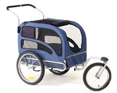 Track'r Houndabout II Large Bicycle Trailer