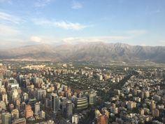 Santiago - Chile - Sky Costanera