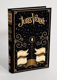 Book design by Jim Tierney for Ely exhibit.  See here:  http://faceoutbooks.com/#267967/Jules-Verne-Series