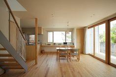 住宅建築作品 木漏れ日に集う家 土岐建築デザイン事務所