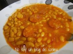 Spanish Stew, Spanish Tapas, Spanish Food, No Bean Chili, Chana Masala, Lentils, Bon Appetit, Soup Recipes, Food And Drink