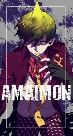 Ao No Exorcist // Amaimon