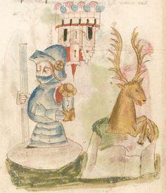 Weltchronik. Sibyllenweissagung. Antichrist BSB Cgm 426, Bayern, 3. Viertel 15. Jh Folio 122