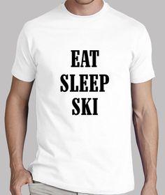 EAT SLEEP SKI