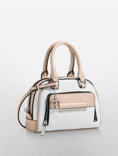 9d757c53b4 Calvin Klein Summer, Calvin Klein Women, Structured Handbags, Structured Bag,  Satchel Handbags