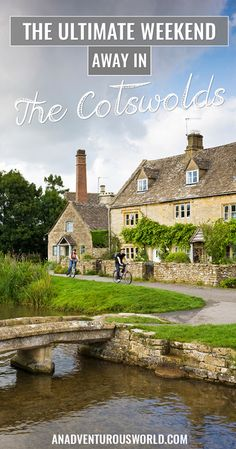 With charming villages, gorgeous landscapes and gourmet dining, a weekend away in the Cotswolds is absolutely amazing for those looking to get away from it all.