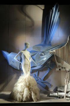 Bergdorf Goodman x Vera Wang. 2012