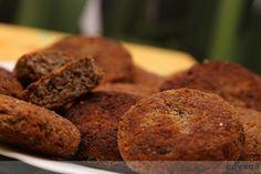 kotlety - Zakręcony wege obiad