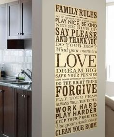 This canvas wall hanging would be great for covering up the gray cement walls in my home's basement.