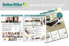 Betten Ritter Prospekt  Hier finden Sie unser aktuelles Betten Ritter Prospekt zum Blättern und Durchstöbern.  https://www.bettenritter.com/service/br-prospekt/