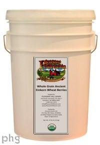 Whole Grain Einkorn $179 47lbs