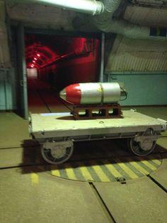 Stalin's secret nuclear submarine base in Balaklava