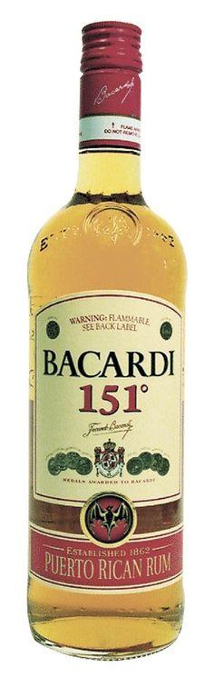 Bacardi 151°