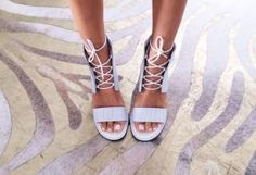 30+ lace up sandals that I really loved ♥