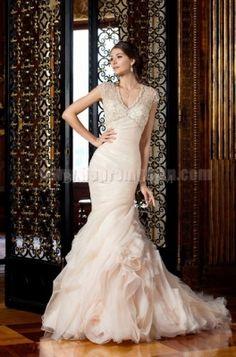 Wedding Dress 2015 Kitty Chen Couture Style Shailene [Shailene]