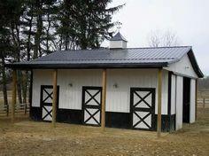 Small Equine Barn