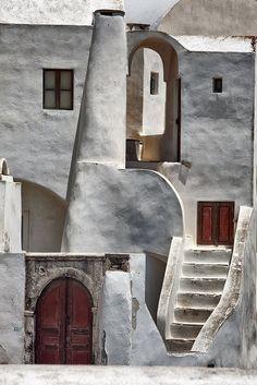 notablegem:  Santorini