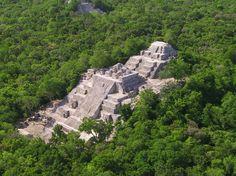 Campeche Calakmul es el pulmón más grande de América después del Amazonas.