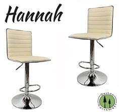 Special Offers - DevLon NorthWest Hannah Ultra Modern Bar Stool-Set of 2 (Beige) - In stock & Free Shipping. You can save more money! Check It (May 10 2016 at 08:20PM) >> http://counterstoolsusa.net/devlon-northwest-hannah-ultra-modern-bar-stool-set-of-2-beige/