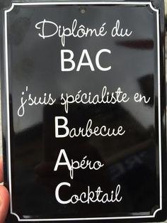 Avez-vous votre BAC ? ~ citation français ~