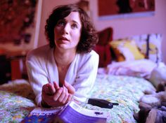 Miranda July Explains How To Make Art Out Of Everyday Emails Miranda July, The First Bad Man, July Movies, M Image, Good Movies On Netflix, Movie Shots, Tromso, Entertainment, Weaving