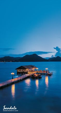 An exotic paradise beyond compare, Saint Lucia is the home of three world-class, all-inclusive Sandals Resorts. Every one of our resorts sits directly on a stunning white-sand beach complete with picturesque azure waters and the resorts of Saint Lucia are no exception. This lush green island is the idyllic romantic retreat and Sandals offers the most romantic getaways with more quality inclusions than any other luxury beach resort on the planet.