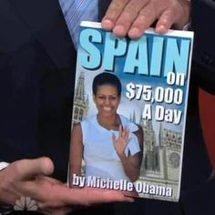 White House releases new travel book! OMG!!! Get over yourself Mooch~it might be different if the $75,000 A Day was yours!!! What a PARASITE!!!
