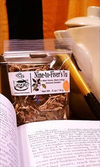 Organic Herbal Teas: Premium Ginkgo + Eleuthero for long-standing focus and energy by LeesTeas on Etsy, $5.00