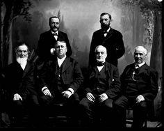 Ship Captains of Nantucket: Ship captains John Beebe, James Brown, Captain James Codd, Henry Paddack.