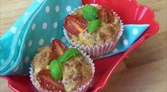 Herzhafte Schinken-Röstzwiebel-Muffins - Rezept von Thermiliscious Breakfast, Food, Youtube, Savory Cupcakes, Ham, Play Dough, Food Food, Muffin Recipes, Meal