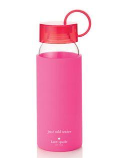 Raise a Glass Water Bottle