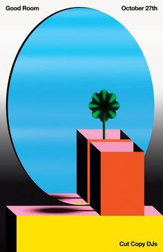 oculto - d-attic: Bráulio Amado (New York, USA) – Cut Copy. Art And Illustration, Rabbit Illustration, Illustrations And Posters, Graphic Design Illustration, Graphic Design Posters, Graphic Design Inspiration, Graphic Art, Kunst Poster, 3d Laser