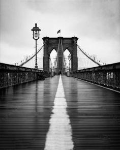 6. i want to be there NY Brooklyn bridge