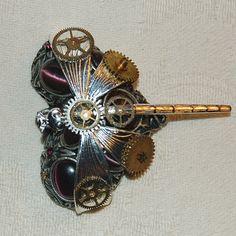 Zuzu's Petals 'n' Stuff: more steampunk Jewellery...