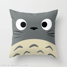 Cushion totoro