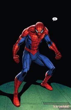 Superior Spider-Man #30 interior art by Giuseppe Camuncoli, John Dell, & Terry Pallot