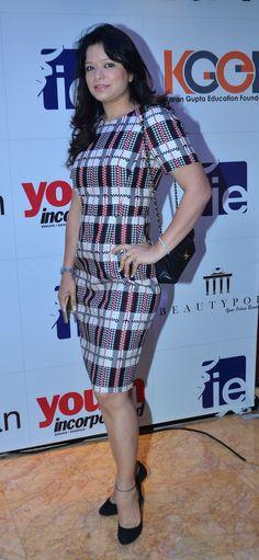 Aarzoo Govitrikar at the I Am Woman event