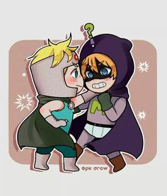 151 Best kenny x butters images | South park, Park, Karakter