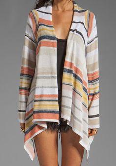 GODDIS Bibi Sweater in Mayan Gold