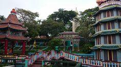 singapore tiger balm gardens - Google Search