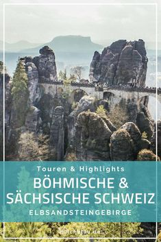 Wandern im Elbsandsteingebirge – Touren & Highlights Highlights & tours in the Elbe Sandstone Mountains. Four beautiful hikes in the Saxon and Bohemian Switzerland. Champagne, Blue Highlights, Base Jumping, Great Hotel, New Adventures, Rock Climbing, Fishing Boats, Swiss Alps, Trekking