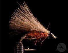 F-Fly: En legendarisk flue, laget av en legendarisk mann. http://fluefiskefluer.no/dagens-flue-f-fly/