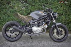 Bikesales Build part four: Honda VTR250
