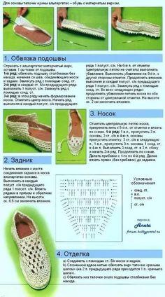 схема верха для вязаной обуви: 10 тыс изображений найдено в Яндекс.Картинках